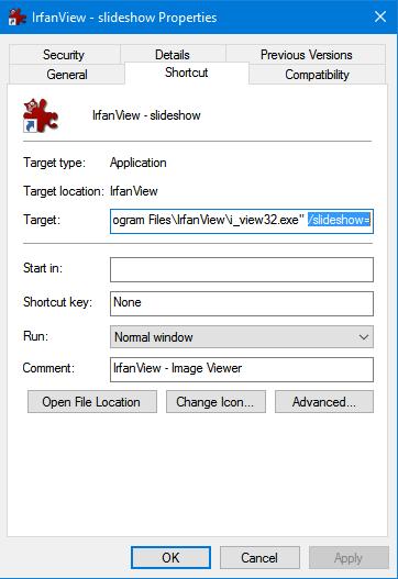 Click image for larger version.  Name:Slideshow shortcut.png Views:603 Size:13.8 KB ID:4424