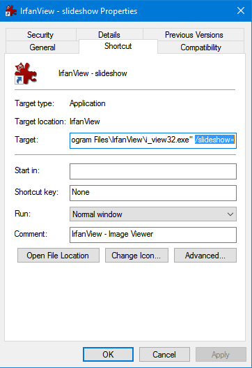 Click image for larger version.  Name:Slideshow shortcut.png Views:750 Size:13.8 KB ID:4424
