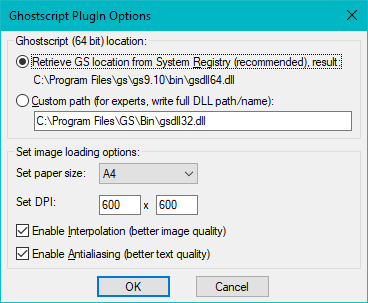 Click image for larger version.  Name:64-bit Postscript Settings.png Views:45 Size:8.4 KB ID:5592